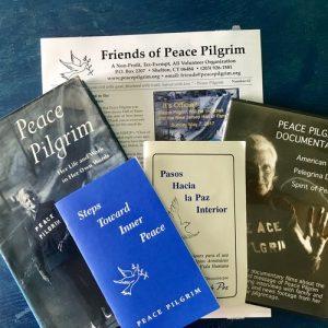 Peace Pilgrim's works
