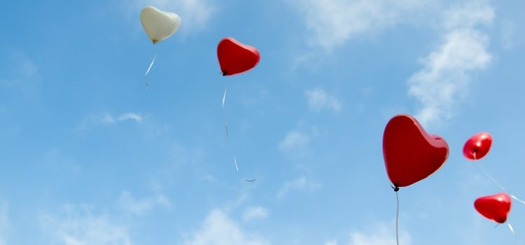 Hearts in a Sky